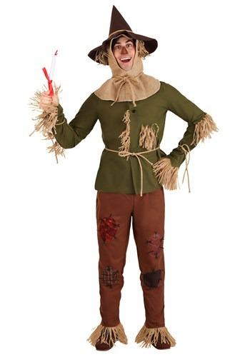 Wizard of Oz Scarecrow Plus Size Costume