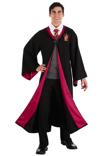 Click Here to buy Deluxe Adults Harry Potter Costume from HalloweenCostumes, CDN Funds & Shipping