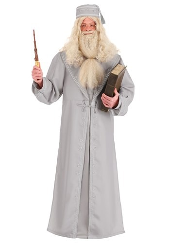 Deluxe Harry Potter Dumbledore Plus Size Costume