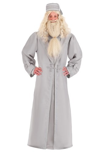 Deluxe Plus Size Harry Potter Dumbledore Costume