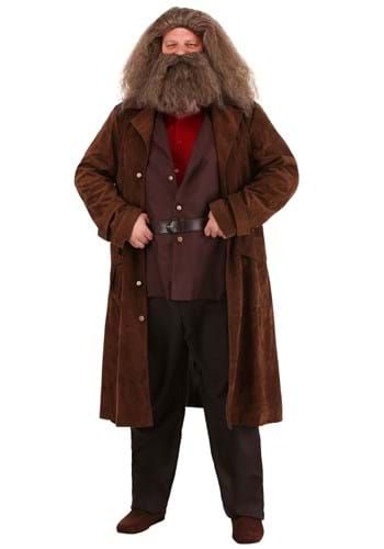 Deluxe Mens Harry Potter Hagrid Costume
