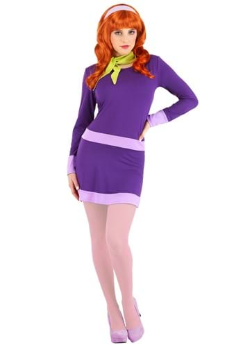 Click Here to buy Classic Scooby Doo Womens Daphne Costume from HalloweenCostumes, CDN Funds & Shipping