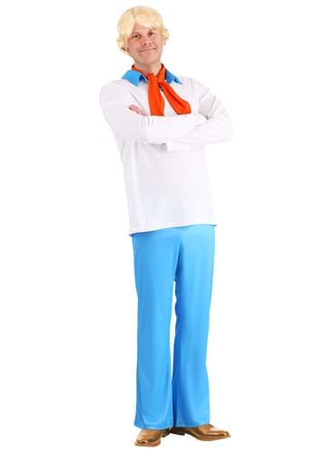 Classic Scooby Doo Plus Size Fred Costume