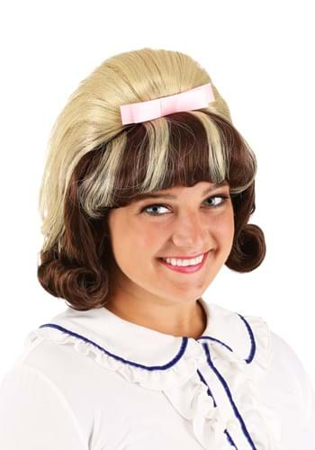 Click Here to buy Tracy Turnblad 1960s Wig from HalloweenCostumes, CDN Funds & Shipping