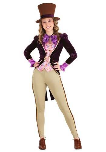 Candy Inventor Womens Costume