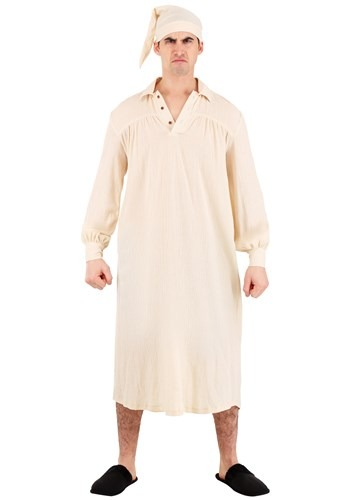 Click Here to buy Humbug Nightgown Mens  Costume from HalloweenCostumes, CDN Funds & Shipping