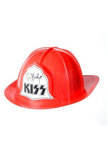 Click Here to buy Adult Plastic KISS Fire Hat from HalloweenCostumes, CDN Funds & Shipping