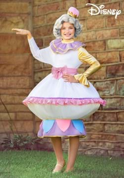 Kids Beauty and the Beast Mrs. Potts Costume