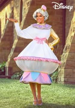Womens Beauty and the Beast Mrs Potts Costume