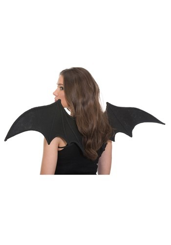 Black Bat Wings