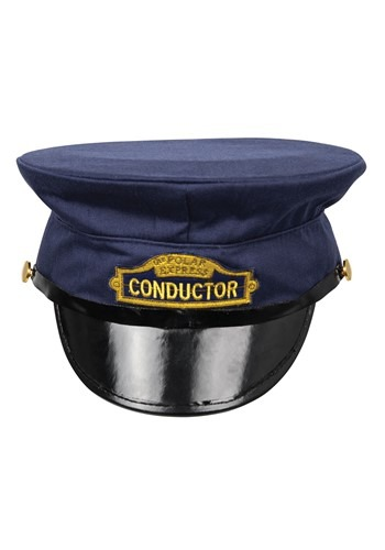 Click Here to buy Lionel Licensed Polar Express Conductor Hat from HalloweenCostumes, CDN Funds & Shipping