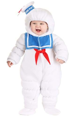 Stay Puft Infant Onesie Costume
