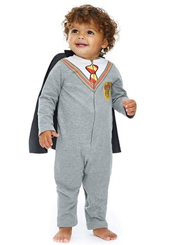 Click Here to buy Boys Baby Harry Potter Dressup Costume Overalls from HalloweenCostumes, CDN Funds & Shipping