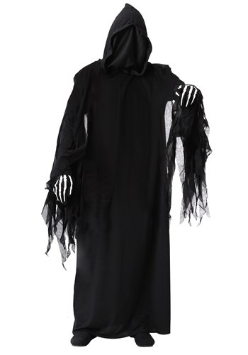 Adults Dark Reaper Plus Size Costume