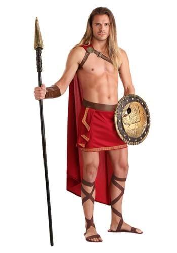 Mens Rugged  Spartan Costume