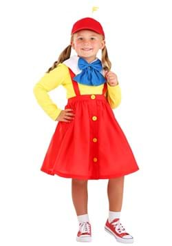 Toddler Tweedle Dee Dum Dress Costume