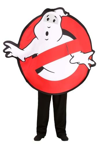 Adults No-Ghosting Ghostbusters Costume