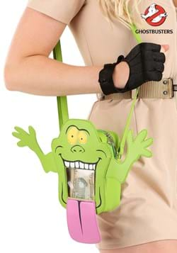 Ghostbusters Slimer Clear Windowed Mini-Tote Purse