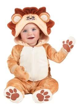 Cozy Lion Costume for Infants