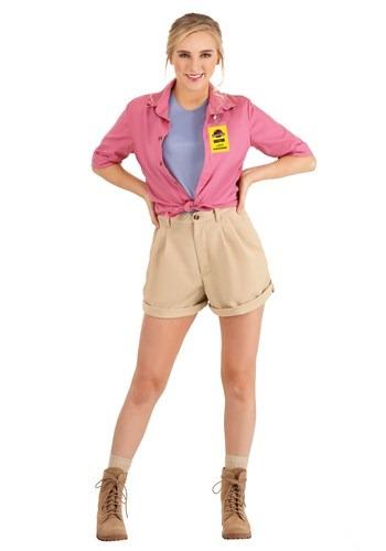 Jurassic Park Dr. Ellie Sattler Costume for Women