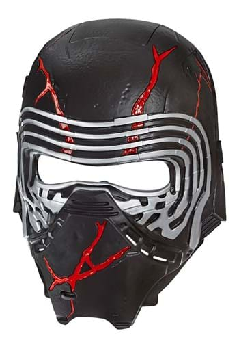 Rise of Skywalker Star Wars Kylo Ren Electronic Mask for Kids