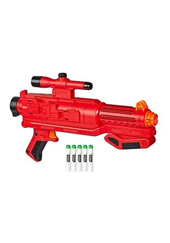 Star Wars Rise of Skywalker Red Trooper Blaster