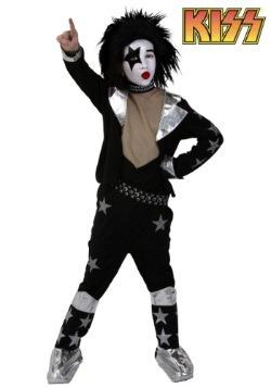 Kids Screenprint KISS Starchild Costume