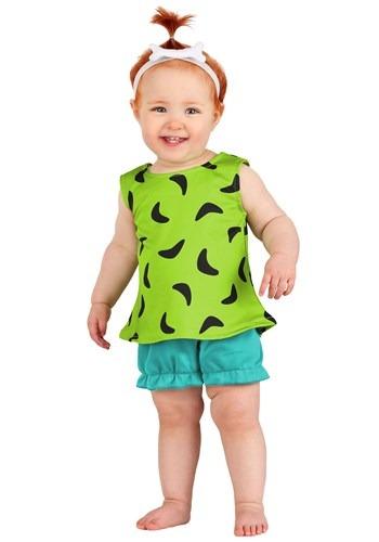 Infant-Classic Flintstones Pebbles Costume