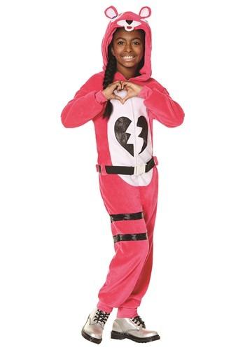 Fortnite Cuddle Team Leader Costume for Kids