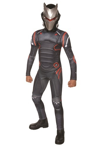 Click Here to buy Kids Fortnite Omega Costume W/ Mask | Video Game Costume from HalloweenCostumes, CDN Funds & Shipping
