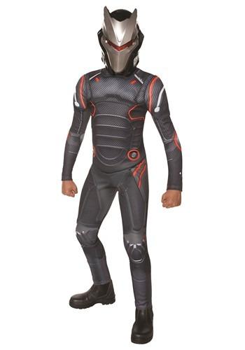 Kids Fortnite Omega Costume W/ Mask | Video Game Costume