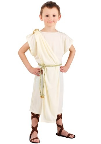 Toddlers Toga Costume