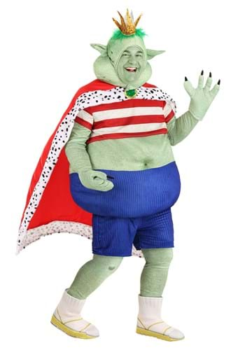 Click Here to buy Plus Size Adult Prince Gristle Trolls Costume from HalloweenCostumes, CDN Funds & Shipping
