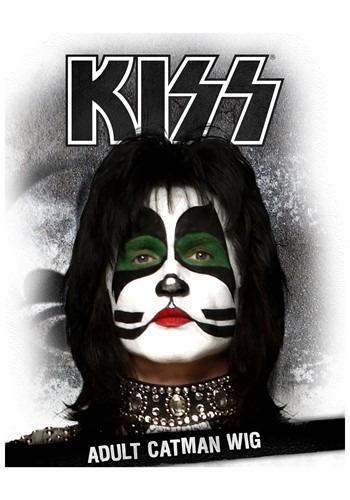 Catman KISS Wig