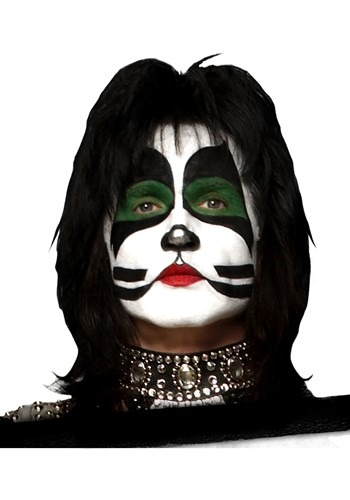 Click Here to buy Catman KISS Wig from HalloweenCostumes, CDN Funds & Shipping