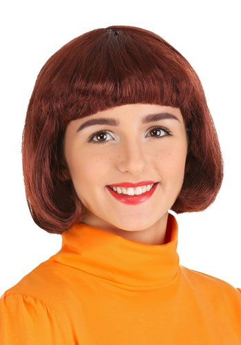 Click Here to buy Womens Velma Scooby Doo Wig from HalloweenCostumes, CDN Funds & Shipping