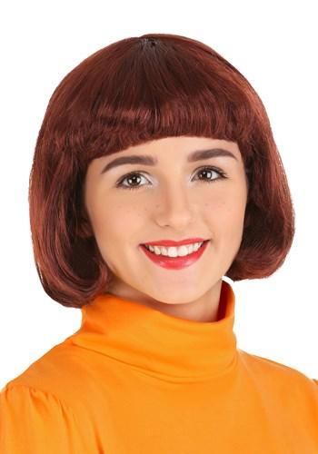 Womens Velma Scooby Doo Wig