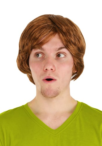 Click Here to buy Mens-Scooby Doo Shaggy Wig from HalloweenCostumes, CDN Funds & Shipping