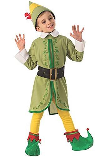 Buddy the Elf Child Costume