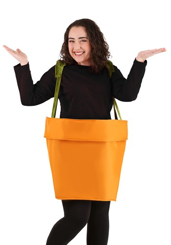 Flower Pot Plus Size Costume