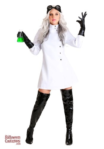 Plus Size Mad Scientist Costume for Women