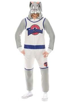 Space Jam Bugs Bunny Union Suit Costume