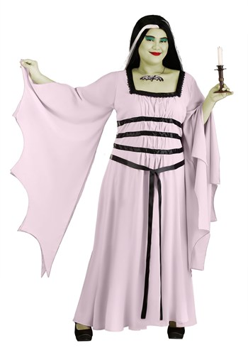 Click Here to buy Plus Size Womens Munsters Lily Costume from HalloweenCostumes, CDN Funds & Shipping