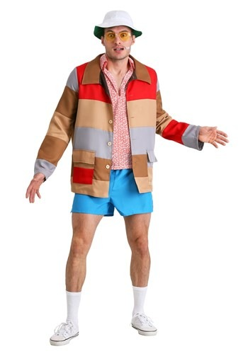 Click Here to buy Plus Size Fear and Loathing in Las Vegas Deluxe Raoul Duke Costume from HalloweenCostumes, CDN Funds & Shipping