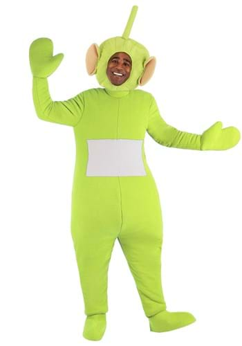 Plus Size Dipsy Teletubbies Costume for Adults