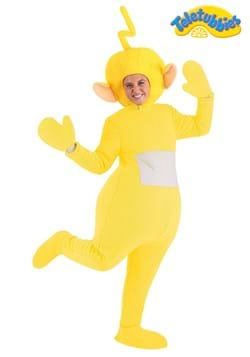 Adults Laa-Laa Teletubbies Costume