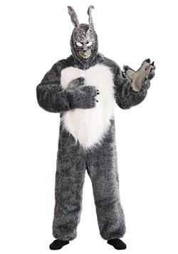 Adult Plus Dark Rabbit Costume