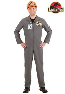 Adults Jurassic Park Employee Costume