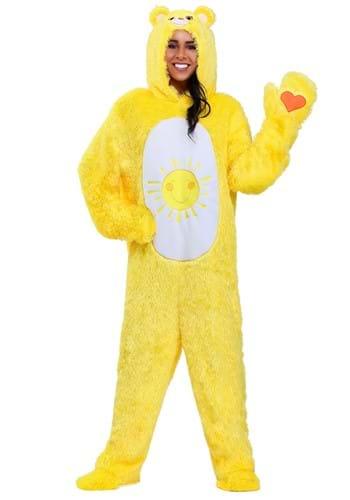 Care Bears Funshine Bear Plus Size Costume
