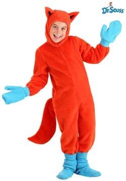 Kid's Fox in Socks Costume